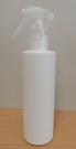 YT店【HDPE塑膠容器】250cc+噴槍/ 噴瓶 噴霧瓶 分裝瓶【台灣製MIT】可用來裝酒精及次氯酸水
