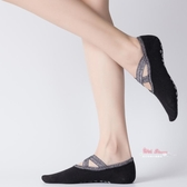 瑜珈襪 初學者新款薄款硅膠防滑專業女士瑜珈襪襪套軟底地板襪普拉提 5色