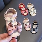 新款女童涼鞋正韓小女孩寶寶軟底防滑學步鞋1-2-3歲公主鞋4