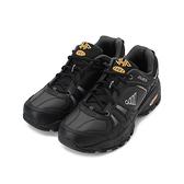 JUMP 仿皮運動鞋 黑 JP2007 男鞋 鞋全家福