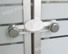 [韓風童品] FABE 2入兒童安全用品寶寶防開布帶櫥櫃鎖 衣櫃鎖 安全鎖 門櫃鎖 兒童嬰兒安全用品