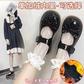 娃娃鞋 jk鞋子女日系學生百搭大頭鞋制服鞋秋季新款小皮鞋女英倫 - 小衣里大購物