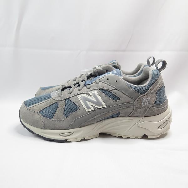 New Balance TIER 2 復古鞋 運動鞋 公司正品 CM878KO1 男款 灰色【iSport愛運動】