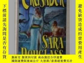 二手書博民逛書店Crusader罕見[Paperback] Sara Dougl