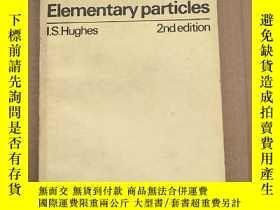 二手書博民逛書店elementary罕見particles second edition(P229)Y173412