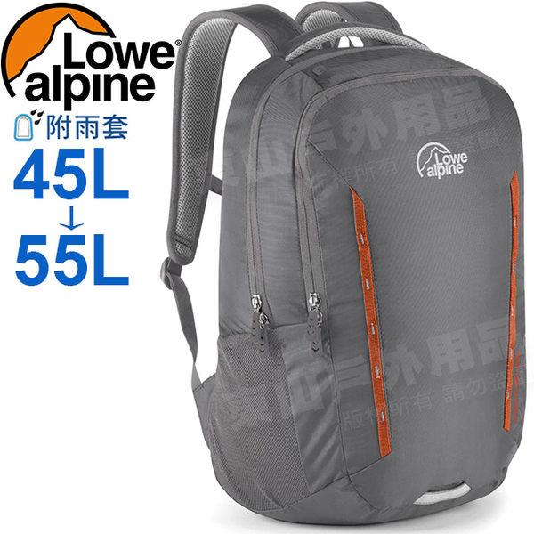 Lowe Alpine FDP69-IG鋼鐵灰 Vector 25L透氣休閒背包 DayPacks運動登山背包/多功能健行背包