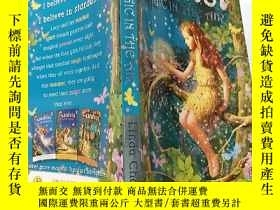 二手書博民逛書店英文原版:STARDUST罕見MAGIC IN THE AIR 2005年版:空中星塵魔法Y200392