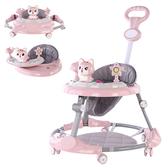 嬰兒學步車 手推車 防O型腿升級版-JoyBaby