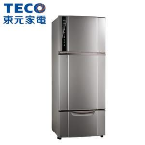 【TECO東元】543L三門變頻電冰箱R5552VXLH