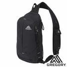 【美國 GREGORY】SKETCH UR單肩包8L『黑/碳』 登山|露營|休閒|旅遊|戶外|側背包 G109449