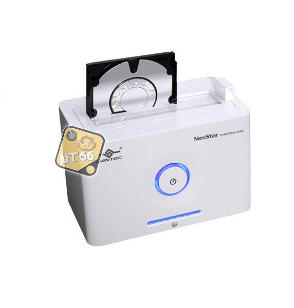 凡達克  D100SU  2.5/3.5吋雙用高速傳輸硬碟外接座 / eSATA