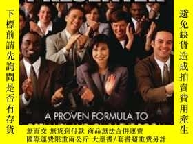 二手書博民逛書店The罕見Exceptional Presenter: A Proven Formula To Open Up!