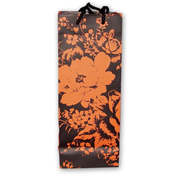 鹿港窯-2號手提袋;尺寸:13x9x33cm