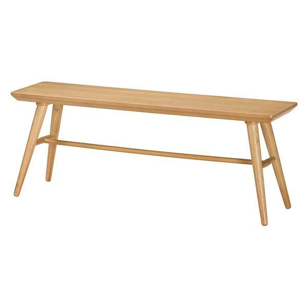 【森可家居】洛尼長板凳(板) 7CM528-4 餐椅