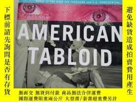 二手書博民逛書店American罕見Tabloid James EllroyY2