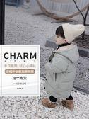 男女寶寶冬裝羽絨棉衣新款中長款外套兒童裝男童小童棉服韓版 LOLITA