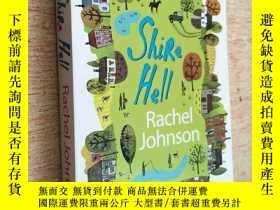 二手書博民逛書店shire罕見hell Raxhel JohnsonY28324