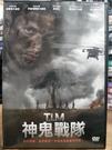 挖寶二手片-T04-471-正版DVD-電影【神鬼戰隊】塞爾達艾達肯 伊絲瑞爾登艾達肯 菲肯貝(直購價)