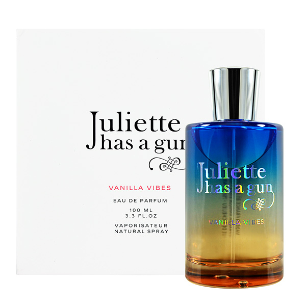 Juliette has a gun 帶槍茱麗葉 香草共鳴中性香水 淡香精 100ml Vanilla Vibes EDP - WBK SHOP