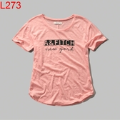 AF Abercrombie & Fitch A&F A & F 女 當季最新現貨 T-SHIRT AF L273