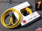 盛昱音響【HDR BT2020 對應】美國 WireWorld CHROMA 7 HDMI 2.0 版 【1米】卡門公司貨