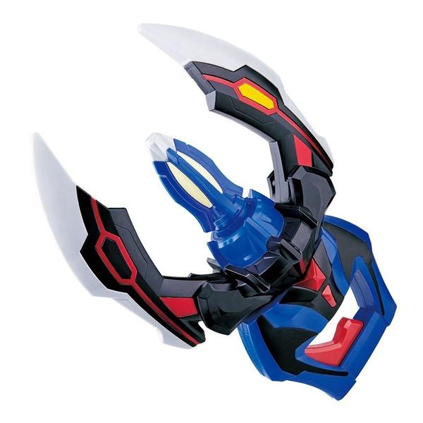 【BANDAI】代理版 特攝 超人力霸王GEED DX GEED CLAW必殺技武器