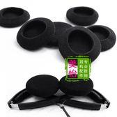 新年鉅惠游戲耳機電腦耳麥耳機耳棉套海綿耳機聽筒保護膜加厚圓形耳罩配件