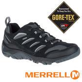 【MERRELL 美國】WHITE 男 GORE-TEX 防水多功能健行鞋『黑』 09571 機能鞋.多功能鞋.休閒鞋
