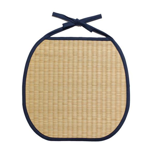 【三芳藺草】台灣製造 藺草餐椅墊/電腦椅墊/辦公椅墊 *單筆需滿1000元才可出貨*