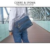 CORRE【PR018】高單尼輕量斜背包