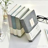 創意日記本韓國筆記本小清新簡約漂亮本子文具記事本  居家物語