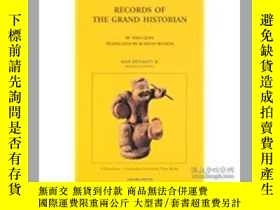 二手書博民逛書店Records罕見of the Grand Historian: