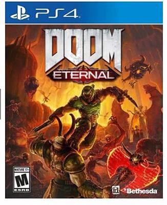 PS4 毀滅戰士 永恆 DOOM  中文 版 預購2020/3/20