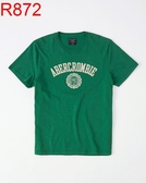 AF A&F Abercrombie & Fitch A & F 男 當季最新現貨 短袖T恤 AF R872