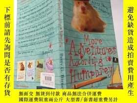二手書博民逛書店more罕見adventures according to Humphrey 漢弗萊說還有更多的冒 險..Y2