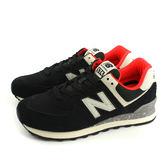 NEW BALANCE 574系列 運動鞋 復古鞋 黑色 男鞋 ML574HVD-D no480