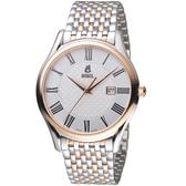 依波路 E.BOREL 星宇系列雋永時空時尚腕錶 GBR708N-251