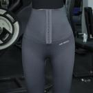運動褲 網紅高腰收腹芭比褲女緊身彈力排扣瑜伽褲提臀翹臀速干健身運動褲