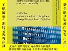 二手書博民逛書店Dangerous罕見Multilingualism: Northern Perspectives On Orde