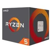 AMD Ryzen 5 3400G R5-3400G 處理器 YD3400C5FHBOX