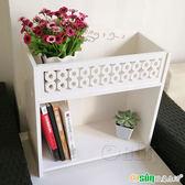 【Osun】DIY木塑板 桌上花架收納架(CE178- HJ005)