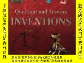 二手書博民逛書店Questions罕見and Answers Invention