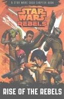 二手書《Star Wars Rebels: Rise of the Rebels: A Star Wars Rebels Chapter Book》 R2Y ISBN:9781405275804