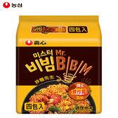 韓國 農心 韓式炸雞風味拌麵 四包入(126g*4)【庫奇小舖】