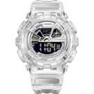 Transformers 變形金剛 競速感聯名限量潮流腕錶 (斯偉伯)LM-TF003.SSS2T.12S.2TS