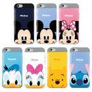Disney 迪士尼 防摔掀蓋卡夾 手機殼│iPhone 6 6S 7 8 Plus X XS MAX XR S7 Edge S8 S9 Note8 Note9│z8684