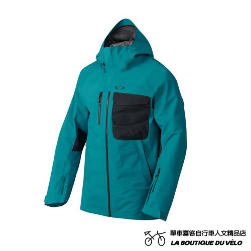 OAKLEY SOLITUDE GORE-TEX® 3L JACKET 防水防寒 夾克外套