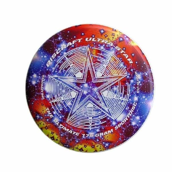 Discraft 175 Gram Super Color Ultra-Star Disc [2美國直購]