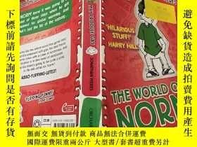 二手書博民逛書店The罕見World of Norm:規範的世界:Y200392