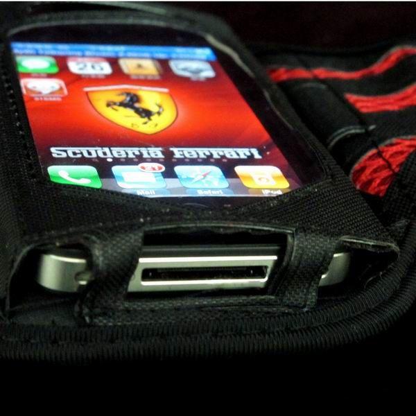 Apple iPhone4 iPHONE3 3GS手機專用透氣網布 iPHONE 4 3 運動防護臂套(1.8吋 MP4 皆可使用)